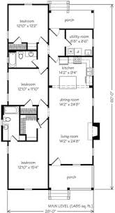 House Building Plans Floor Plan 25 X 40 Rental Pinterest House Tiny Houses And