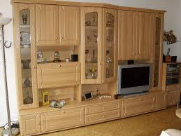 Wohnzimmerschrank Kirsche Gebraucht Funvit Com Küche Schrankwand Modern