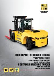 H25 32xm S Hyster Pdf Catalogue Technical Documentation