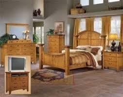 oak bedroom furniture sets foter