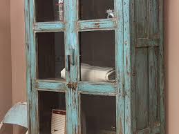 Display Cabinet Vintage Vintage Blue Display Cabinet Sold Scaramanga