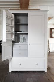 Free Standing Kitchen Cabinets Updating A Pine Wardrobe Pantry Cupboard Kitchen Pantries And