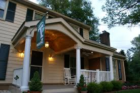 Covered Porch Porches Of Central Md Archadeck Outdoor Living