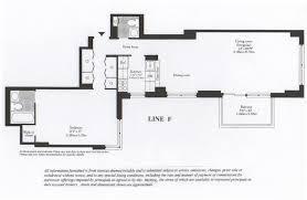 Huge Floor Plans by Colonnade Condominium Manhattan Apartments