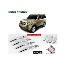 Tata Sumo Grande Door Chrome Handle Cover Online At Low Prices