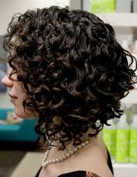 Frisuren Mittellange Haar Dauerwelle by Frisuren Mit Locken 31 Ideen Für Kurzes Und Langes Haar