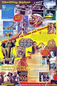 spirit halloween valdosta ga theme park brochures wild adventures theme park brochures
