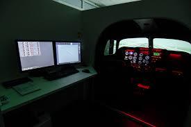 tl aviation installs new piper arrow iv simulator elite