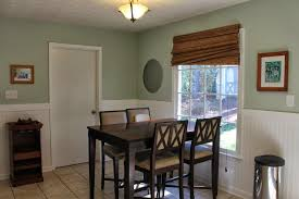 Beadboard Dining Room by A Peachtree City Life Bead Board In The Kitchen