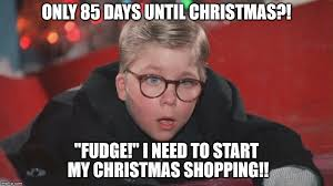 Christmas Shopping Meme - image tagged in christmas story imgflip
