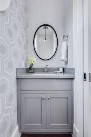 Powder Room Painting Ideas - powder room painting ideas powder room transitional with gray