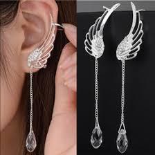 ear cuffs online shopping dangle ear cuffs online dangle ear cuffs for sale