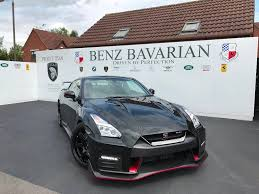 Nissan Gtr Nismo 2017 - nissan gt r 3 8 v6 nismo coupe 4wd 2dr benz bavarian of derby