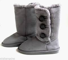 ebay womens winter boots size 9 fur lined boots ebay
