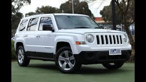 white jeep patriot 2014 b7113 2014 jeep patriot sport auto 4x2 walkaround video youtube