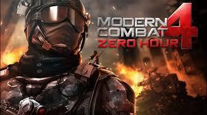 modern combat zero hour apk modern combat 4 zero hour 1 1 7c apk direct fast