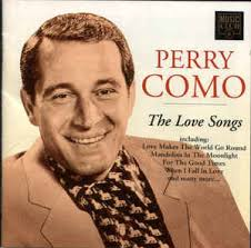 perry como the songs cd at discogs