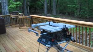 led deck lighting installation youtube