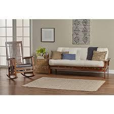 fingerhut mcleland design mission style futon frame