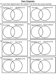 venn diagram worksheets by kirbybill teaching resources tes