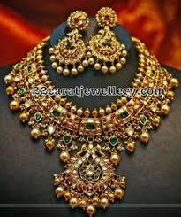 chandanhaar or ranihaar why not both in one mjgoldneckpiece