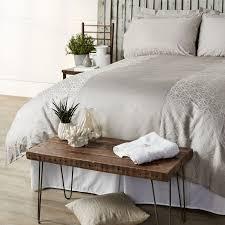 Silentnight Egyptian Cotton Duvet K By Kelly Hoppen 1000tc Egyptian Cotton Souk Jacquard 6 Piece