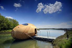 Friday Floatwing by Floating House Architecture 12 Wow Designs On The Water