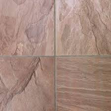 Tile And Stone Laminate Flooring Innovations Copper Slate 8 Mm Thick X 11 3 5 In Wide X 46 3 10 In
