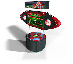 Crap Table For Sale Automated Electronic Craps Interblock Luxury Gaming