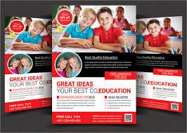 school brochure design templates free school flyer templates tutoring school flyer ad template