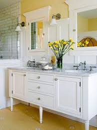 Top Bathroom Colors - room inspiration i love the butcher block counter top board and