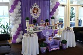 sofia the birthday party ideas sofia the birthday party ideas birthday party ideas