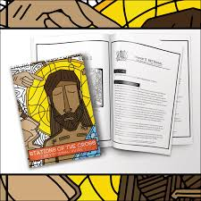 stations of the cross devotional guide u2013 illustrated children u0027s