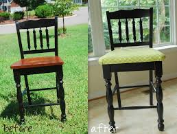 Kitchen Chair Seat Replacement Best 25 Kitchen Chair Makeover Ideas On Pinterest Kitchen Chair