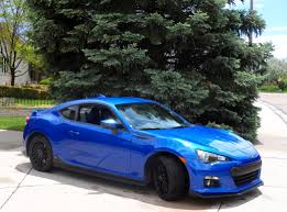 tuned subaru brz 2015 subaru brz series blue rwd u2013 stu u0027s reviews