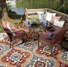 Geometric Outdoor Rug Outdoor Outdoor Garden Cool Geometric Outdoor Rug Design With