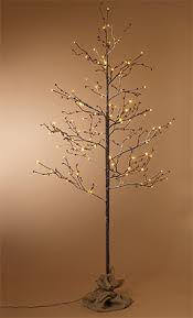 berry lighted tree artificial tree light decorations and weddings