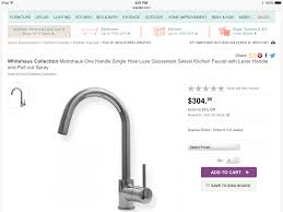 How To Replace A Kitchen Faucet Fix Kitchen Faucet Handle Home Improvement Stack Exchange