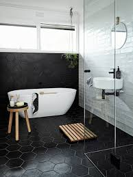 black white and silver bathroom ideas the 25 best black white bathrooms ideas on classic