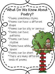 first grade wow poetry unit updated