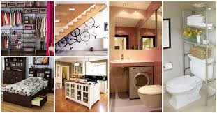 space saving ideas for small houses