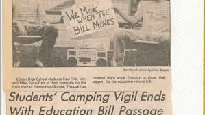 a look back at the teacher walkout from april 1990 ktul