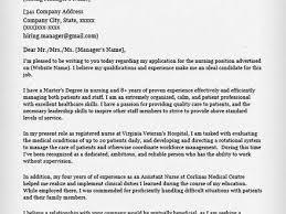 sample cover letter for nursing position lpn cover letter sample