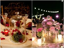 beauty and the beast wedding table decorations 10 wedding centerpiece ideas with flowers