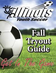 illinois youth soccer fall 2017 tryout guide by illinois youth