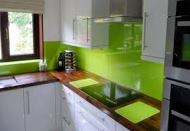 colored glass backsplash kitchen intensify the look of your kitchen with 20 glass back painted