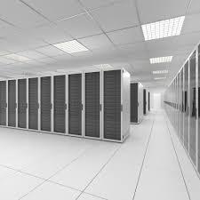 3d Room Server Room Model