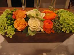 Home Made Thanksgiving Decorations by Eye Candy Thanksgiving Centerpieces