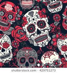 sugar skull designs stock images royalty free images vectors