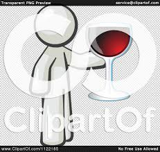 cartoon wine png cartoon of a white man wine tasting and giving a toast royalty